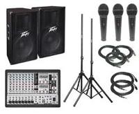 sound equip